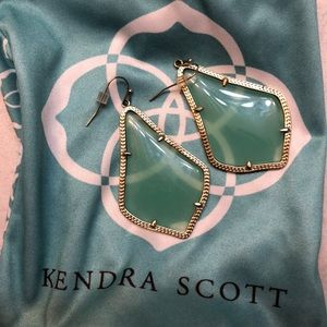 Kendra Scott large earrings
